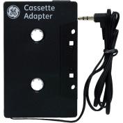 GE 73627 Cassette Adapter - Black