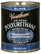 Rustoleum 200041H 0.9l Gloss Interior Water-Based Diamond Polyurethane Finish