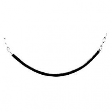 Partrade Stall Guard Chain Rubber Black 42 Inch - 248010