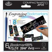 Royal Brush 350675 Compact Art Series Engraving Kit-Bookmarkers