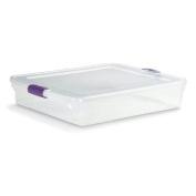 53l Underbed Clear Storage FQ