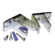 Hardware Distributors JN15230 1 Ear Pilaster Pak for 1-.25 in. Post