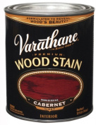 Rustoleum 211726H Quart Caberbet Varathane Premium Wood Stain