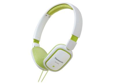 Panasonic RP-HX40-G Lightweight On Ear Headphone - Green