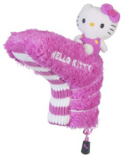 Williams Sports Holdings HC-HKG.MM.BP.P-W Hello Kitty Golf Mix & Match Putter Headcover Pink- White
