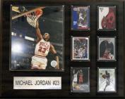 C & I Collectables 1620JORDAN NBA Michael Jordan Chicago Bulls Player Plaque
