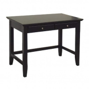 Home Styles 5531-16 Bedford Student Desk, Black Finish