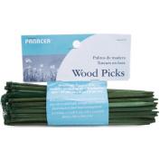 Wire Floral Picks, 15cm , 60pk, Green
