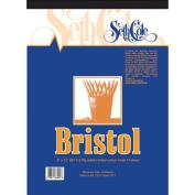 Seth Cole SC67VA 28cm . x 36cm . Vellum Finish Bristol Board Pad