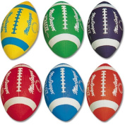 MacGregor Multicolor Football Youth Size - Yellow
