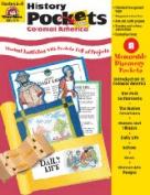 EVAN-MOOR EMC3709 HISTORY POCKETS COLONIAL AMERICA
