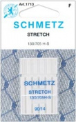 Euro-Notions 70158 Stretch Machine Needles-Size 14-90 5-Pkg