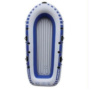 AIRHEAD WATERSPORTS AHIB-4 4 Person Inflatable Boat - 30 ga