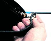 Dunlop Original Design Strap Lock Black - DUN-SLS1103BK