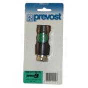 Prevost PRVESI071201S High Flow- Smart Safety Coupling- .63.5cm Fnpt