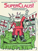 Alfred 00-3560 SuperClaus - Music Book