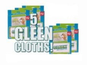 GLEEN Corporation 3818 Green Cleaning Cloth