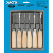 Elmers X5179 6-Piece Wood Carving Tool Set