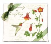 Alices Cottage AC34438 Hummingbird Flour Sack Towel-set of 2