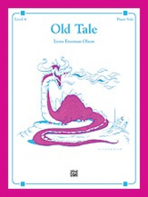 Alfred 00-2380 Old Tale - Music Book