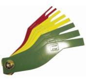 J S Products - steelman JSP97844 8 Piece Manual Brake Gauge
