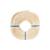 Commonwealth Basket Round Reed #4 2-3/4mm 0.5kg Coil, Approximately 150m