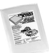 Emergency Foam Blanket 60 X 90 - 399