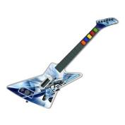 DecalGirl GHX-NEXUS-BLU Guitar Hero X-plorer Skin - Cobalt Nexus