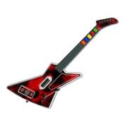DecalGirl GHX-WAR Guitar Hero X-plorer Skin - War