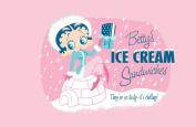 Precious Kids 37102 Betty Boop Canvas Painting-Ice Cream