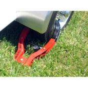 Winner International 491 Lug Nut Protector Plate for The Club Tyre Claw - XLarge Wheel Lock