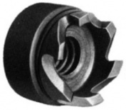 Blair BLR13208 13000 Series Blaircutters - 1.3cm  - 3 Pack