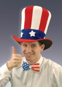 Costumes For All Occasions Fm61526 Uncle Sam Felt Hat