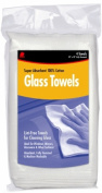 Buffalo Industries 63100C Glass Towels