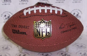 Creative Sports Enterprises WILSON-F1631-MINI Wilson NFL Mini Replica Game Football - F1631