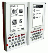 Ectaco C-4 DR German - Russian Professional Talking Electronic Dictionary & eBook