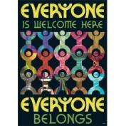 Everyone is welcome here... ARGUS Poster