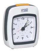 Lewis N Clark 2062 Analog Alarm Clock