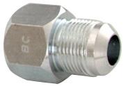 BrassCraft Drain Tubes & Fittings 1.6cm . OD Flare (15/16-16 Thread) x 1.3cm . FIP Steel Gas Fitting PSSC-62