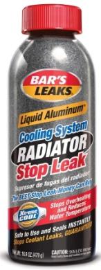 Bars Leaks 1186 500ml Bars Leaks Liquid Aluminium Cooling System & Radiator Stop Leak
