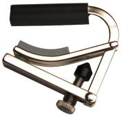 Shubb BC-20 5-String Banjo Capo in Nickel