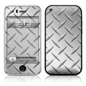 DecalGirl AIP3-DIAMONDPLATE iPhone 3G Skin - Diamond Plate