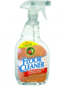 Earth Friendly Products 97256 Floor Cleaner 650ml - Case of 6