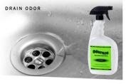 IMTEK Environmental 15004 Odoreze Eco Drain Odor Eliminator Spray - Makes 64 Gallons