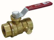 B And K Industries 107-753NL .12.7cm . Low Lead Stop & Waste Valve