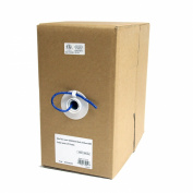 Startech.Com WIRC5ECMR 1000 Ft Bulk Roll Of Blue Cmr Cat5E Solid Utp Cable
