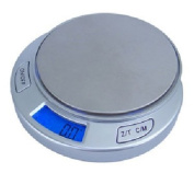AMERICAN WEIGH DISC SCALE 500X0.1G SILVE
