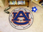 FanMats Auburn University Soccer Ball Mat F0001357