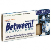 Eco-Dent 53921 Wintergreen Between Dental Gum