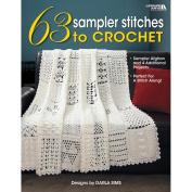 Leisure Arts 383961 Leisure Arts-63 Sampler Stitches To Crochet